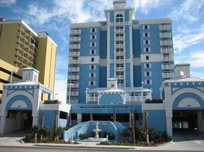 Residential Sold: 2709 S Ocean Blvd Unit 503