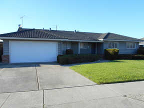 Fremont CA Lease/Rentals Rented: $3,000
