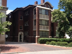 Rental Rental: 1732  Orrington Ave.  #1