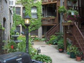 Condo For Rent: 2200 W. Granville  #2C