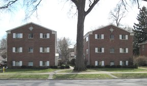 Apartment For Rent: 2518 Central St #T-N