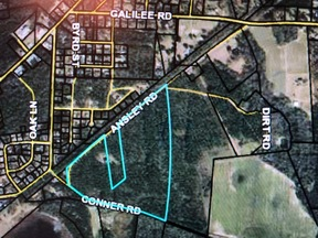 Lots And Land Active: 89.757 Acres clearcut on Ansley and Connor Road