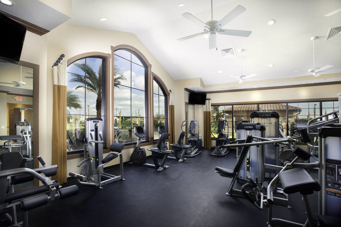 Clubhouse Fitness Center Highland Ranch