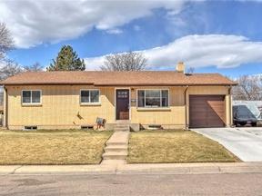 Single Family Home Sold: 6755 Kline St