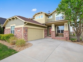 Single Family Home Sold: 14061 W 83rd Pl