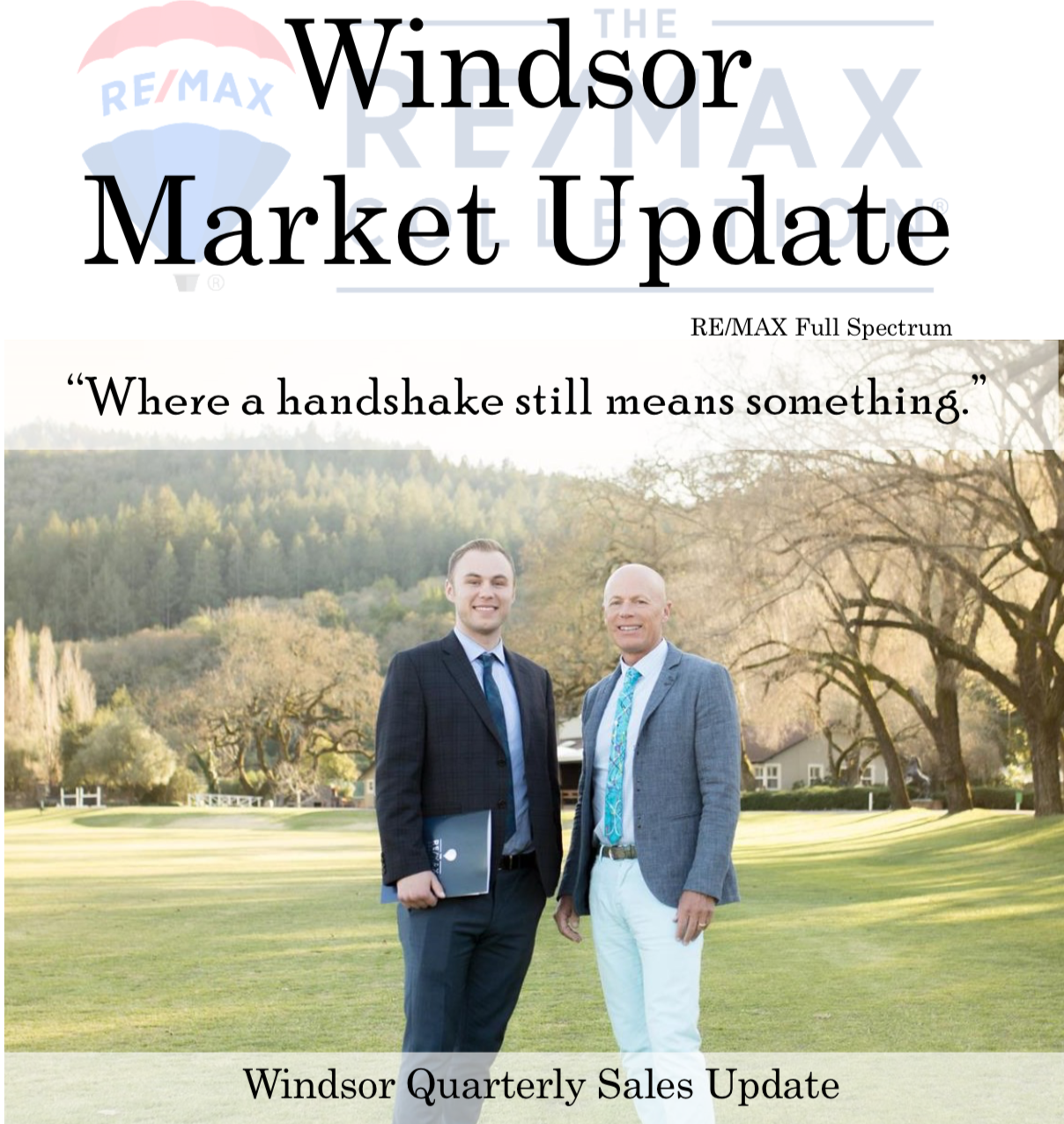 Windsor Home Sales Update