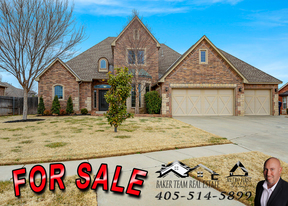 Oklahoma County Single Family Home For Sale: 16121 Pointe Manor Lane