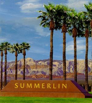 Summerlin Community Entry