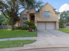 Single Family Home Sold: 13518 Pepperbush Court