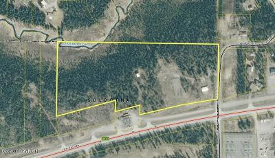 Soldotna Residential Lots & Land For Sale: 42106 Sterling Highway