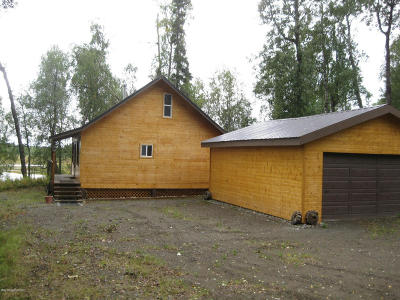 Nikiski/North Kenai (312) Single Family Home For Sale: 47187 Hooligan Street