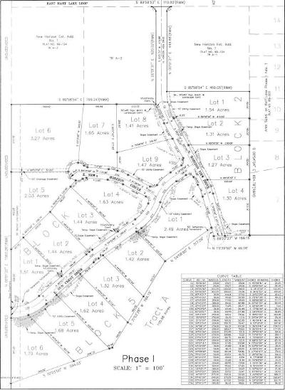 Residential Lots & Land For Sale: 6105 Sun Crest Drive