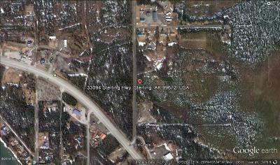 Sterling Residential Lots & Land For Sale: 33094 Sterling Highway