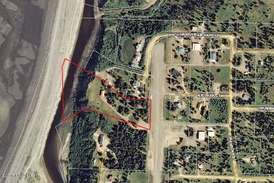 1b - Kenai Peninsula Borough Residential Lots & Land For Sale: 35655 Anchor River Air Park Lane