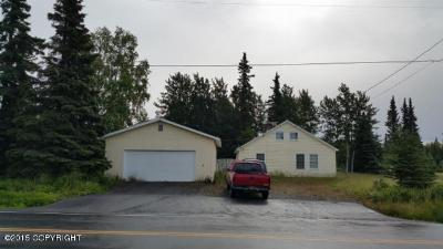 Kenai Single Family Home For Sale: 304 James Street