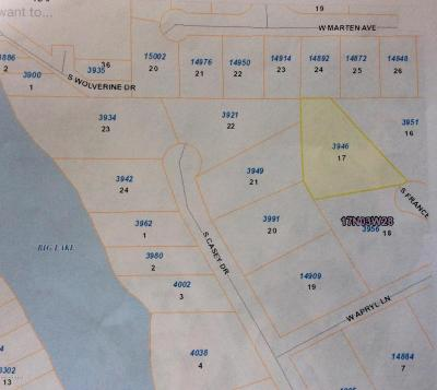 Big Lake Residential Lots & Land For Sale: 3946 France Court