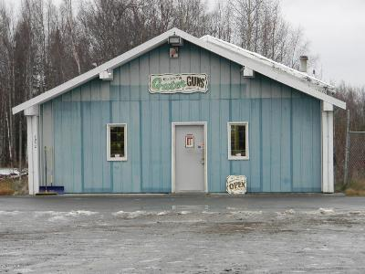 Kenai Commercial For Sale: 7952 Kenai Spur Highway