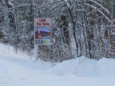 Anchorage, Chugiak, Eagle River Residential Lots & Land For Sale: Tr A Northern Lights Boulevard