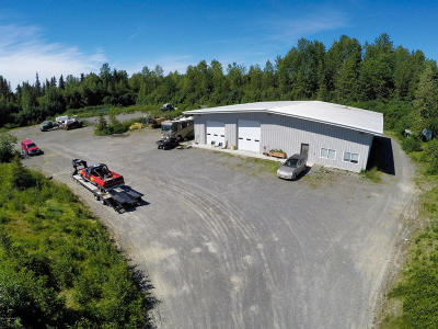 Anchor Point Commercial For Sale: 34441 Old Sterling Highway