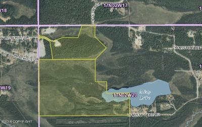 Wasilla Residential Lots & Land For Sale: 2695 Ridgecrest Road