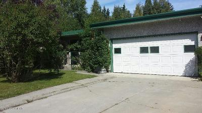 Anchorage Single Family Home For Sale: 1535 Bannister Drive