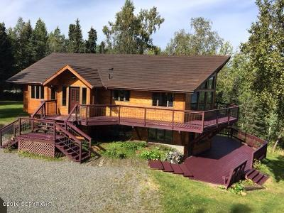 Soldotna Single Family Home For Sale: 38062 Rainbow Drive