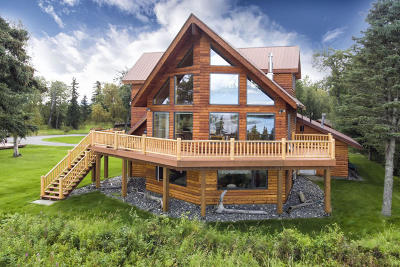 Kenai, Soldotna Single Family Home For Sale: 2855 Watergate Way