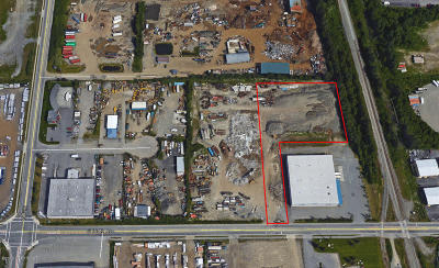 Anchorage Residential Lots & Land For Sale: 401 100th Avenue