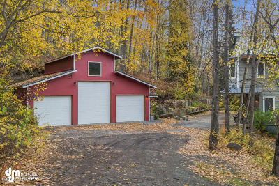 Eagle River Single Family Home For Sale: 26032 Berryhill Road