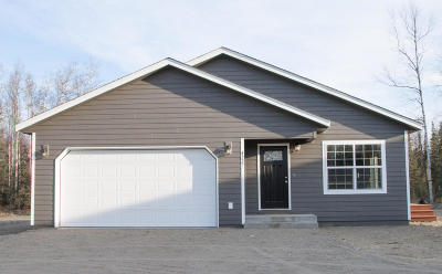 Wasilla Multi Family Home For Sale: L2 B1 W Adirondack Circle