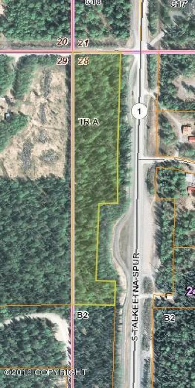 Residential Lots & Land For Sale: 38260 Talkeetna
