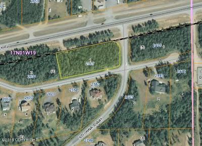 Wasilla Residential Lots & Land For Sale: 2535 Stonebluff Drive