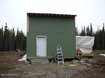 Soldotna AK Single Family Home For Sale: $50,000
