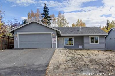 Anchorage, Chugiak, Eagle River, Palmer, Wasilla Single Family Home For Sale: 7850 S Settlers Bay Drive