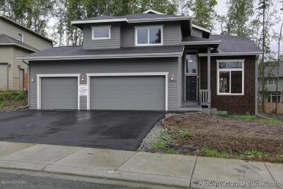 Anchorage, Eagle River, Palmer, Wasilla Single Family Home For Sale: L47 B3 Big Bend Loop