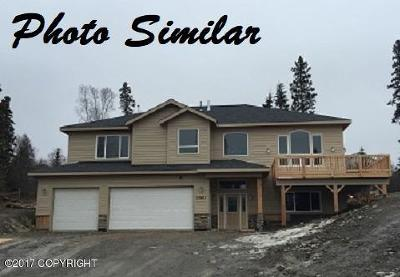 Anchorage Single Family Home For Sale: L1B Huffman Road