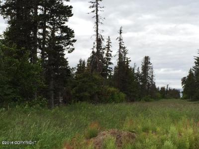 Homer AK Residential Lots & Land For Sale: $29,500