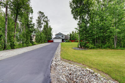 Wasilla Single Family Home For Sale: 7030 W Gruening Place