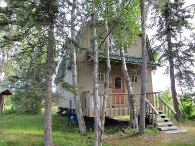 Soldotna Single Family Home For Sale: 46110 Amiyung Court