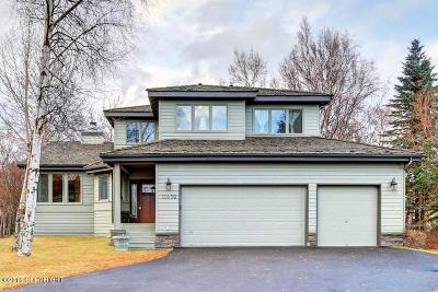 Anchorage Single Family Home For Sale: 10132 Voyager Circle