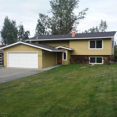 Eagle River Single Family Home For Sale: 11416 Fireball Street