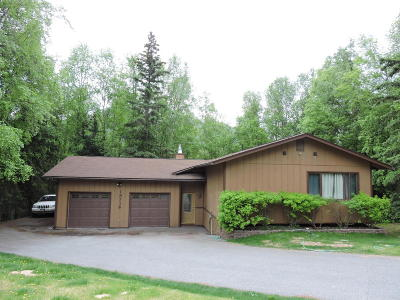 Eagle River Single Family Home For Sale: 19716 Big Diomede