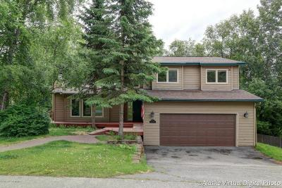 Eagle River Single Family Home For Sale: 19452 Ostovia Circle