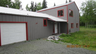 Kenai Single Family Home For Sale: 409 McCollum Drive