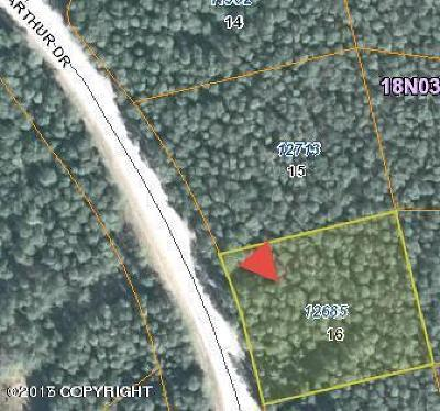 Big Lake Residential Lots & Land For Sale: 12685 King Arthur Drive