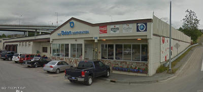 Anchorage Commercial For Sale: 128 W 1st Avenue