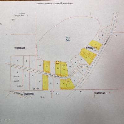 Residential Lots & Land For Sale: 4631 Lucy Lake Road