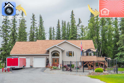 Soldotna Single Family Home For Sale: 144 Henrich Circle