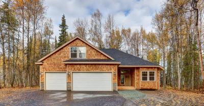 Anchorage, Eagle River, Palmer, Wasilla Single Family Home For Sale: L5 West River Drive