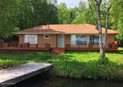 Big Lake Single Family Home For Sale: Lot 27 Long Island